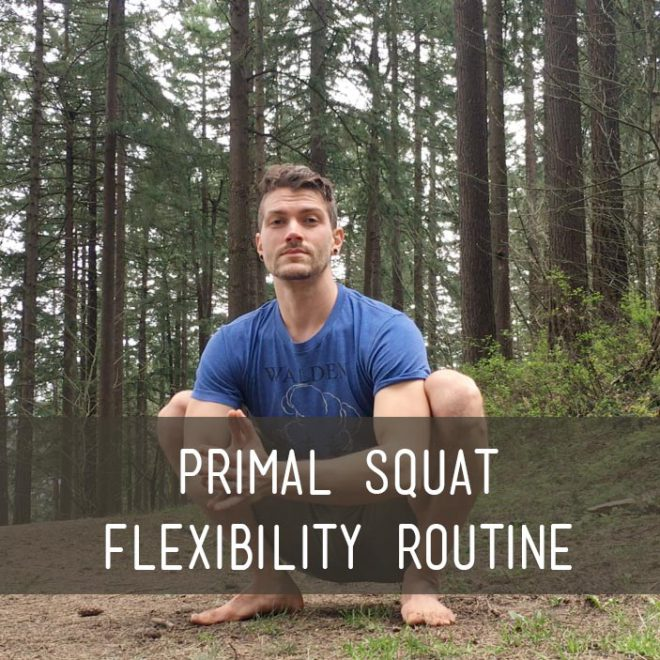 Primal Squat Mobility Routine