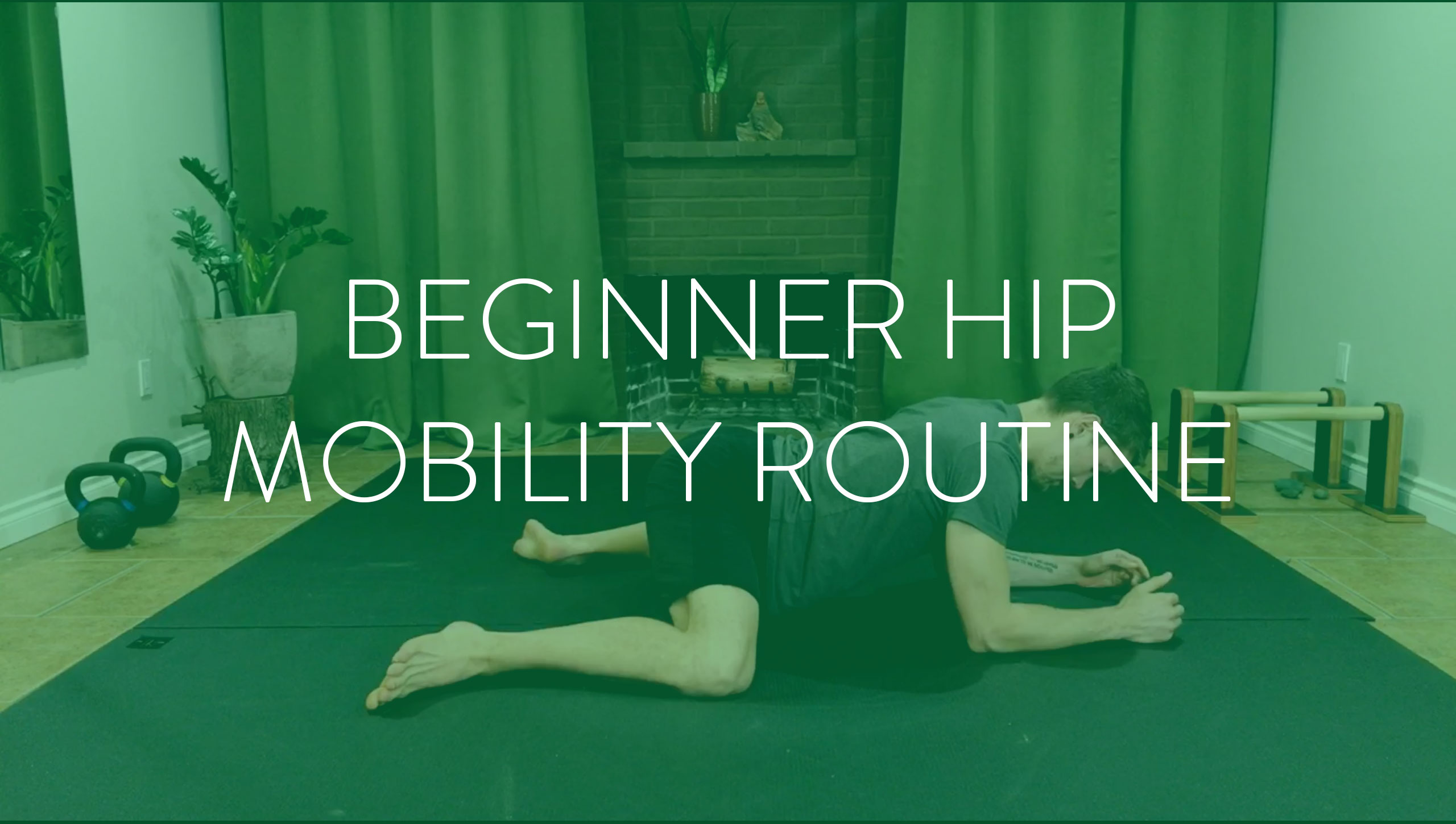 Stiff, Cranky Hips? Use This Daily Mobility Routine