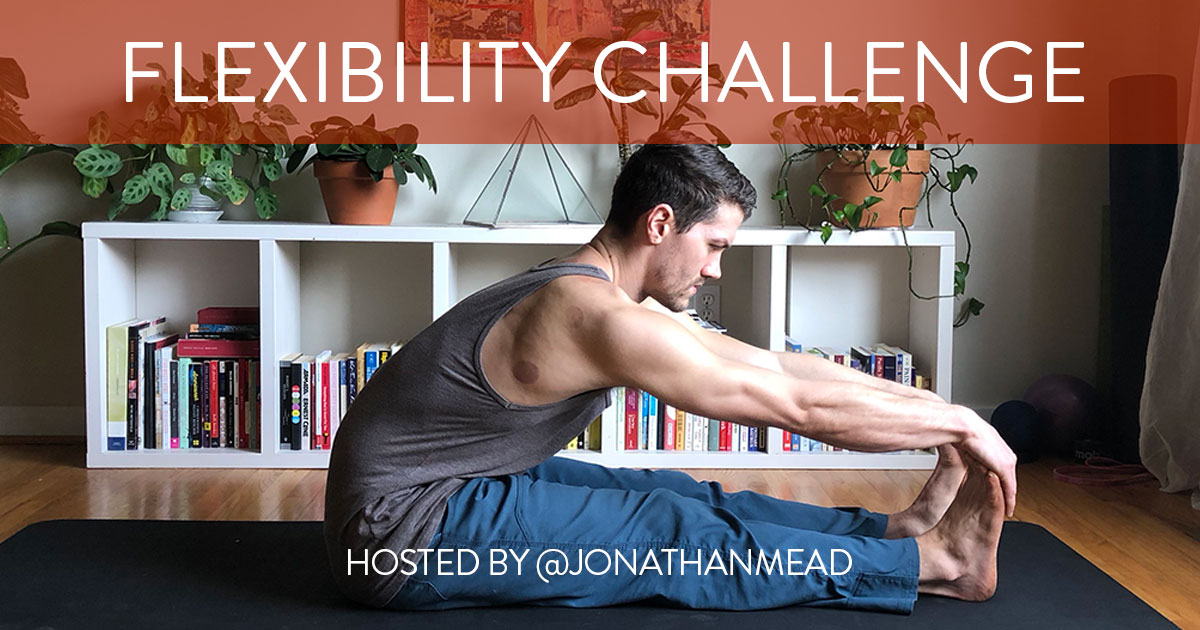 Introducing the Found My Flexibility Challenge