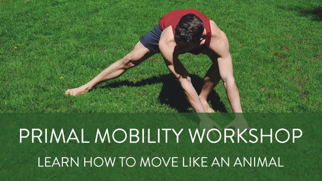 Primal Mobility Workshop - Learn how to move like an animal